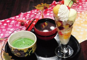 埼玉県のおすすめグルメ 食事は甘味茶房 かすが