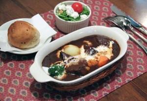 埼玉県のおすすめグルメ 食事はカフェ蔵