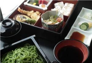 川越市のおすすめグルメ 蕎麦 茶そば寿庵